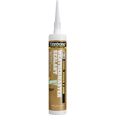Titebond Weathermaster 10.1 oz Gray Advanced polymer Polymer Sealant