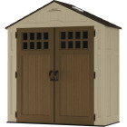 Suncast Everett 94 Cu. Ft. Storage Shed Image 1