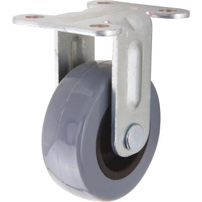 Shepherd 2 In. Thermoplastic Rigid Plate Caster