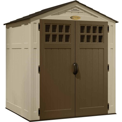Suncast 195 Cu. Ft. Storage Shed