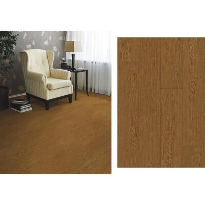 Mohawk Fernwood Autumn Dusk 6 In. W x 48 In. L Luxury Vinyl Floor Plank (51.99 Sq. Ft./Case)