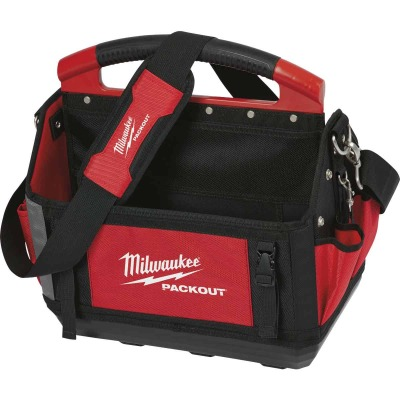 Milwaukee PACKOUT 31-Pocket 15 In. Tool Tote