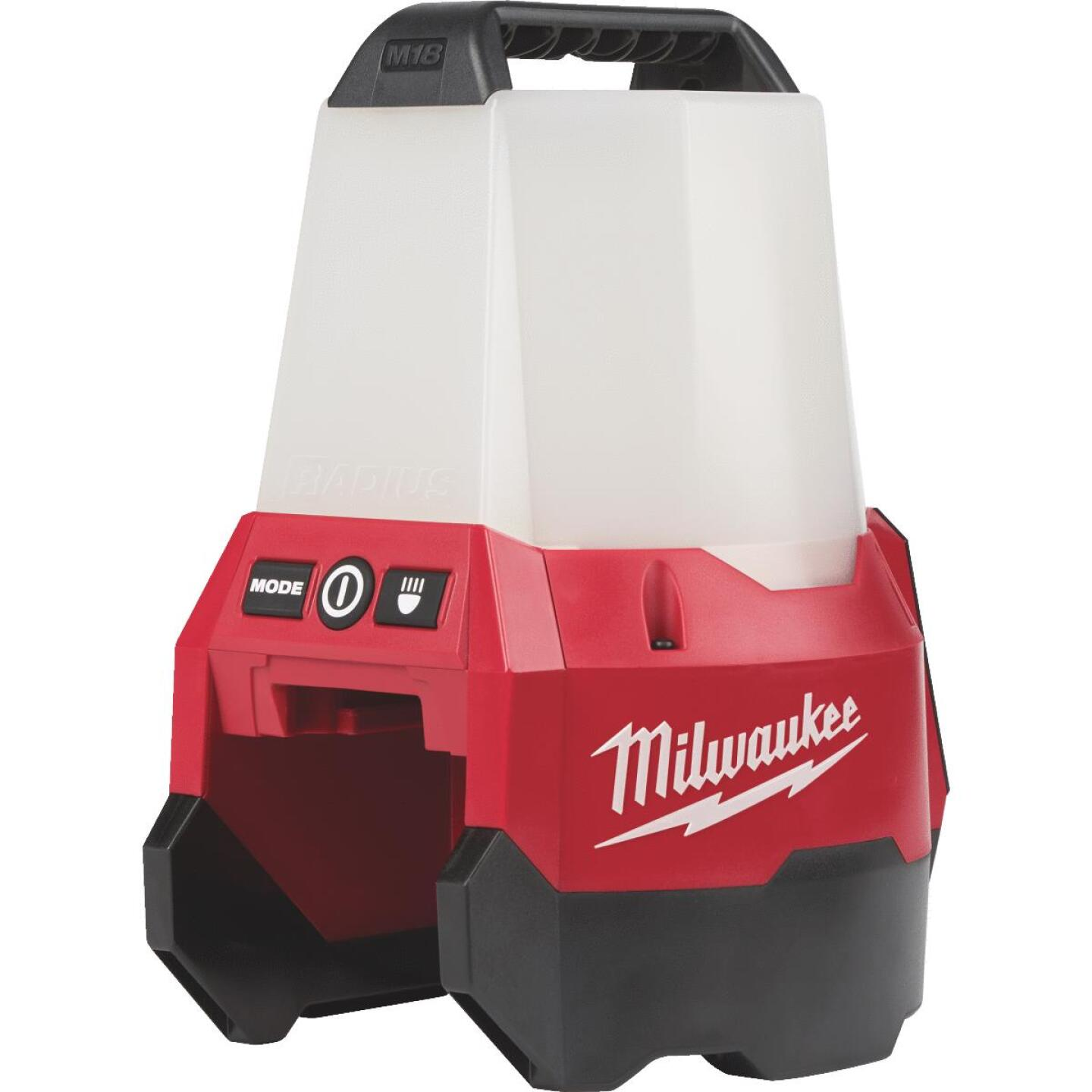 Milwaukee M18 RADIUS 18 Volt Lithium-Ion LED Cordless Work Light with Flood Mode (Bare Tool) Image 1