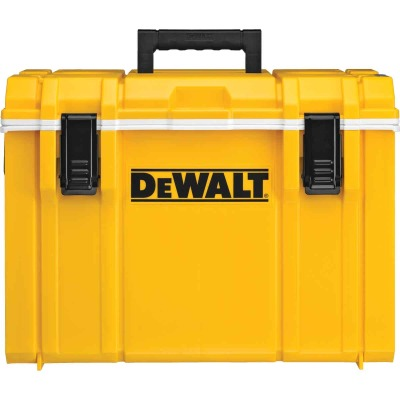 DeWalt ToughSystem 27 Qt. Cooler, Yellow
