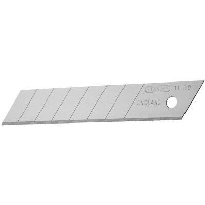 Stanley QuickPoint 18mm 8-Point Snap-Off Knife Blade (3-Pack)