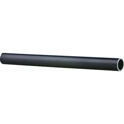 Southland 1 In. x 21 Ft. Carbon Steel Threaded and Coupled Black Pipe