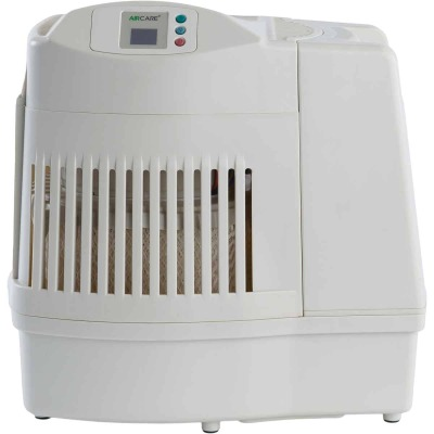 AirCare 2-1/2 Gal. Capacity 2600 Sq. Ft. Mini Console Evaporative Humidifier