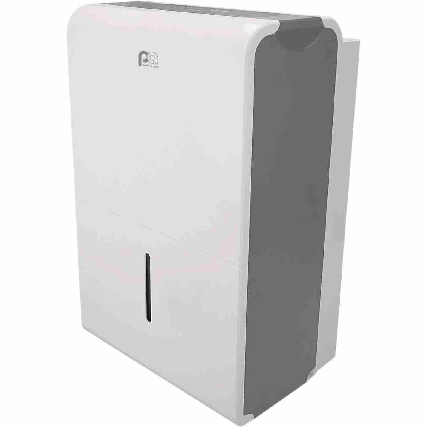 Perfect Aire 35 Pt./Day 592 Sq. Ft. Coverage 2-Speed Flat Panel Dehumidifier Image 1