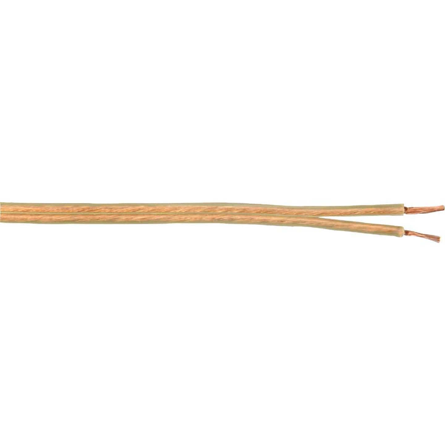 Coleman Cable 250 Ft. 18/2 Gold Lamp Cord Image 1