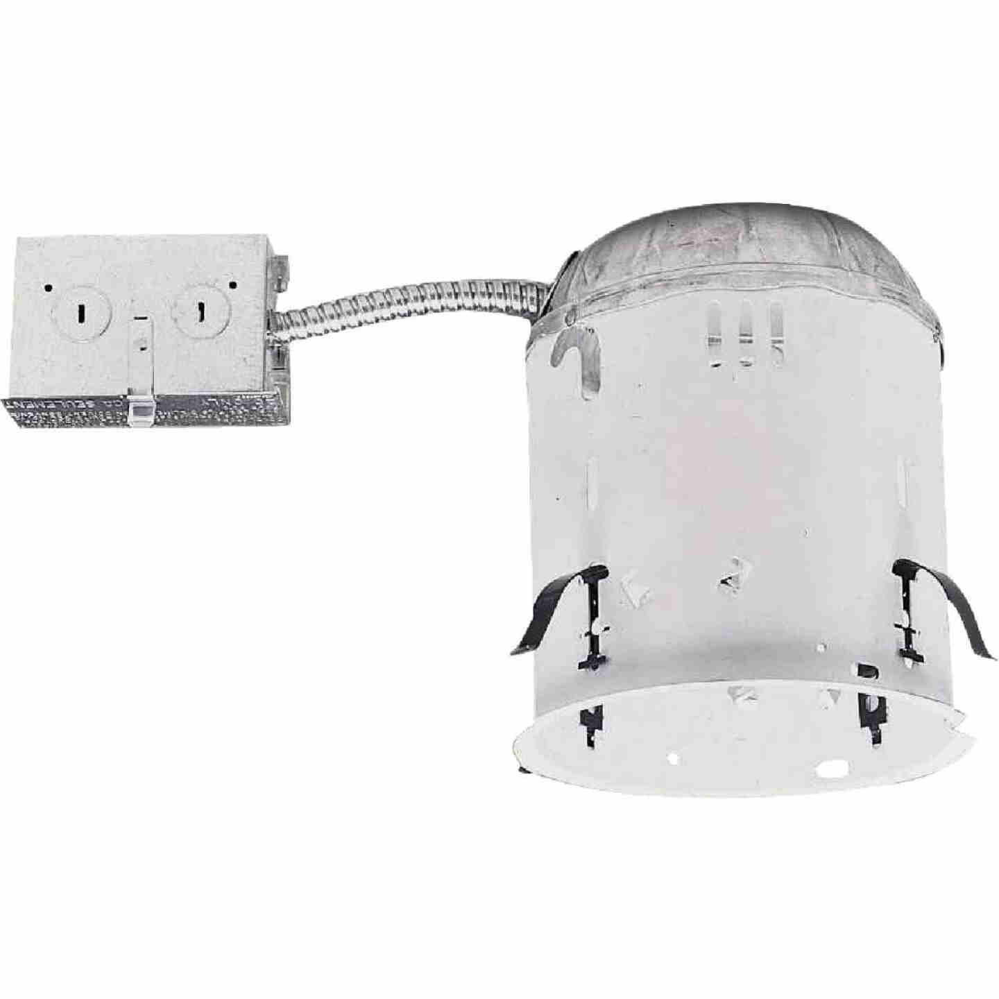 Halo 6 In. Remodel Non-IC Rated Recessed Light Fixture Image 1