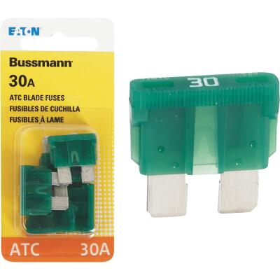 Bussmann 30-Amp 32-Volt ATC Blade Automotive Fuse (4-Pack)