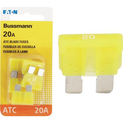 Bussmann 20-Amp 32-Volt ATC Blade Automotive Fuse (4-Pack)
