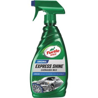 Turtle Wax Express Shine 16 Oz. Trigger Spray Spray Car Wax
