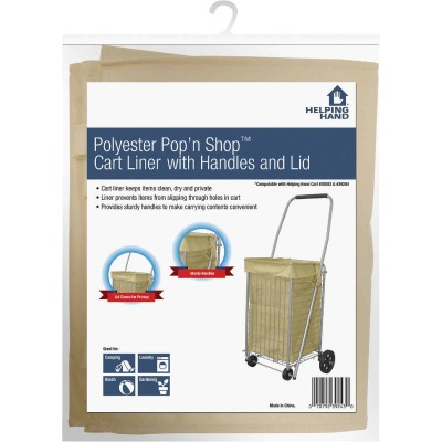 Pop 'N Shop Shopping Cart Liner