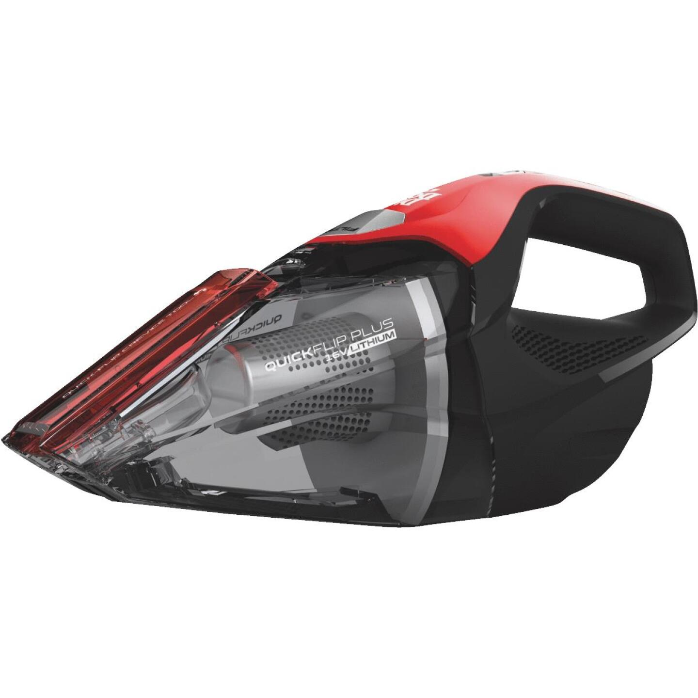 Dirt Devil QuickFlip Plus 16V Cordless Handheld Vacuum Cleaner Image 1