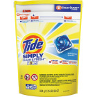 Tide Simply Clean & Fresh 28 Oz. 43 Load High Efficiency Pod Laundry Detergent Image 1