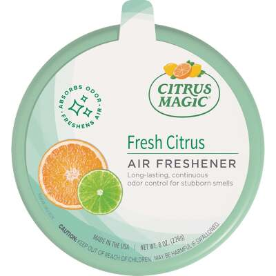 Citrus Magic 8 Oz. Fresh Citrus Solid Air Freshener