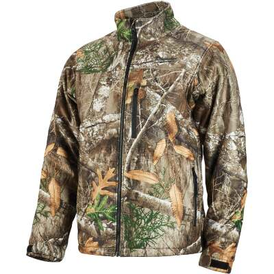 Milwaukee M12 Large Realtree Camo Cordless Heated Jacket Kit