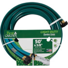 Best Garden 5/8 In. Dia. x 50 Ft. L. Light-Duty Garden Hose Image 1