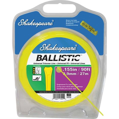 Shakespeare Ballistic 0.155 In. x 90 Ft. Universal Trimmer Line