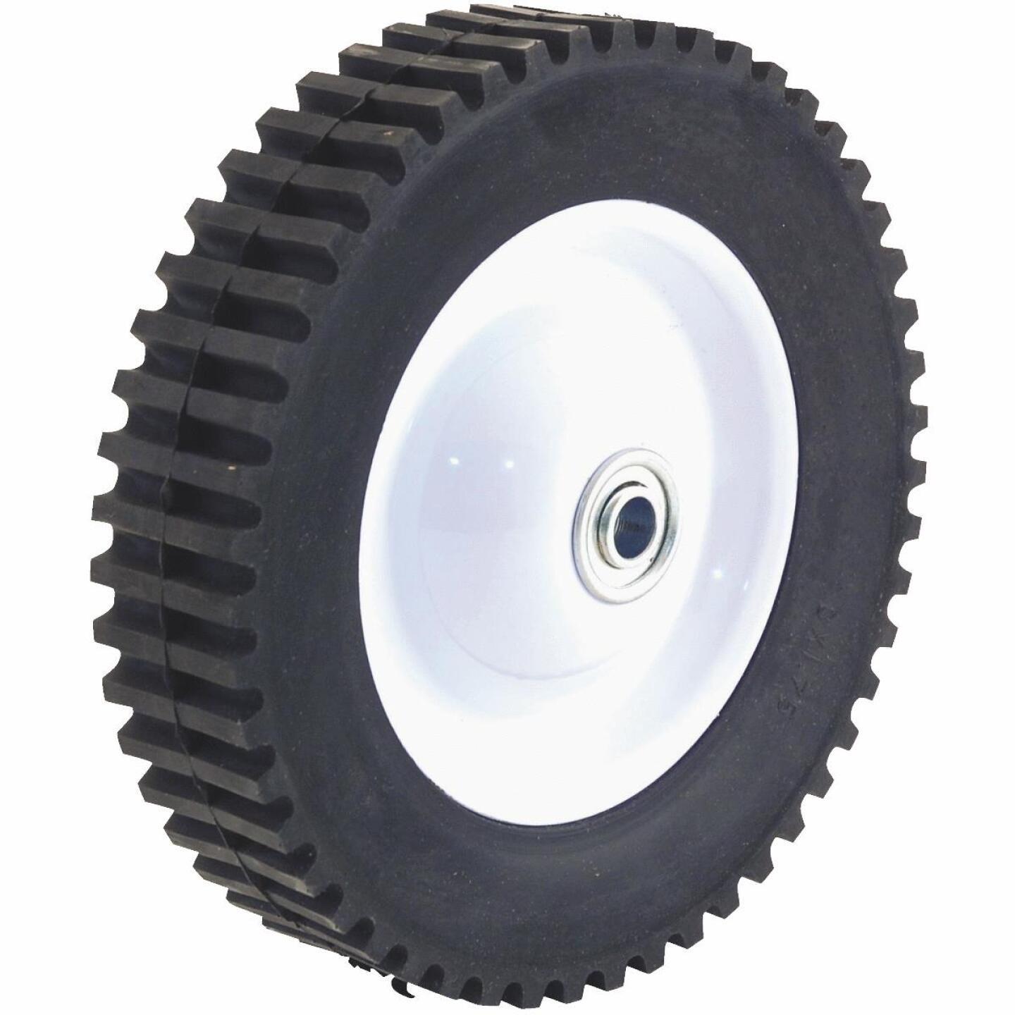 Arnold 8 In. Dia. Mower Wheel Image 1