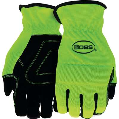 West Chester Protective Gear Extreme Work Men's Large Synthetic Leather High Performance Glove