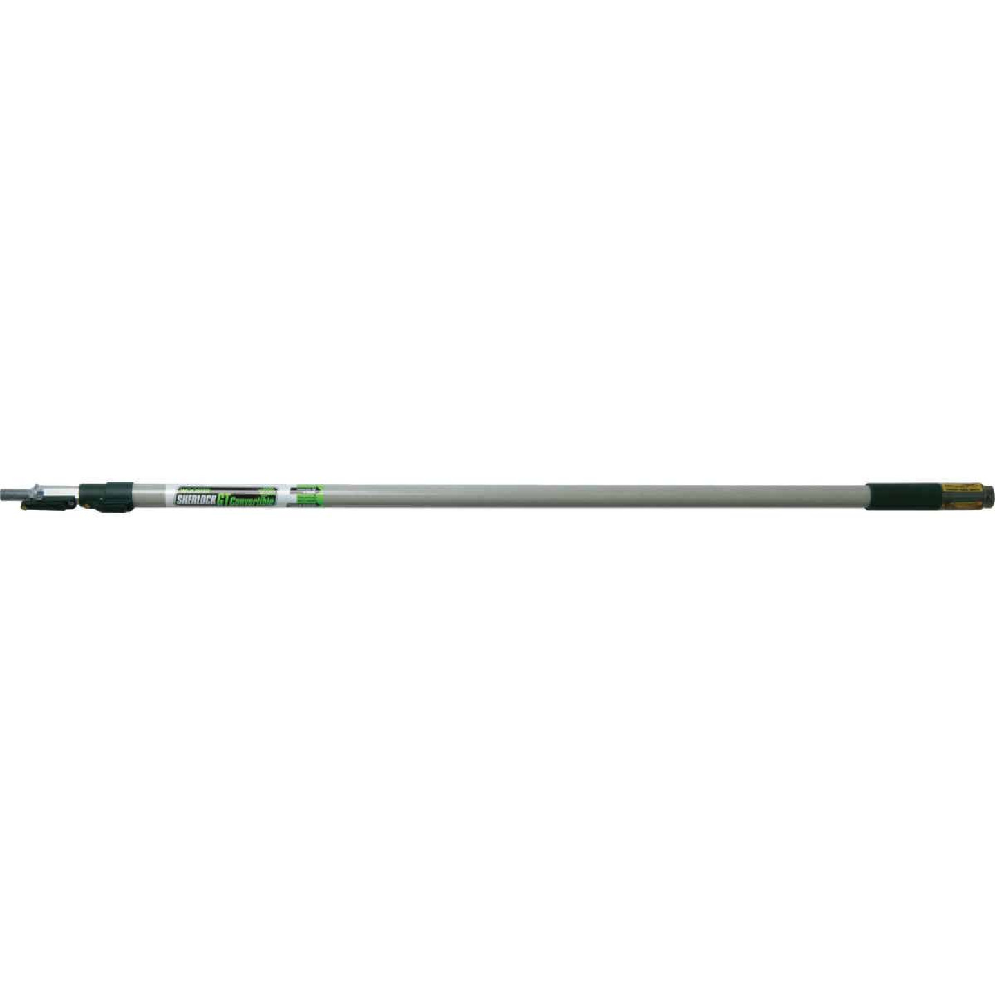 Wooster Sherlock GT 4 Ft. To 8 Ft. Convertible Extension Pole Image 1
