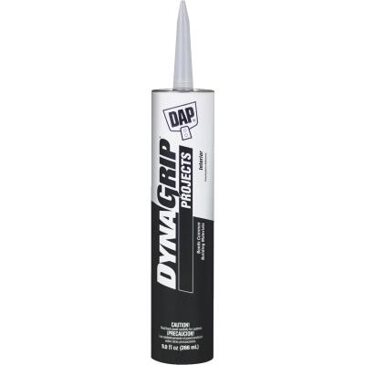 DAP DynaGrip Projects 9 Oz. Construction Adhesive