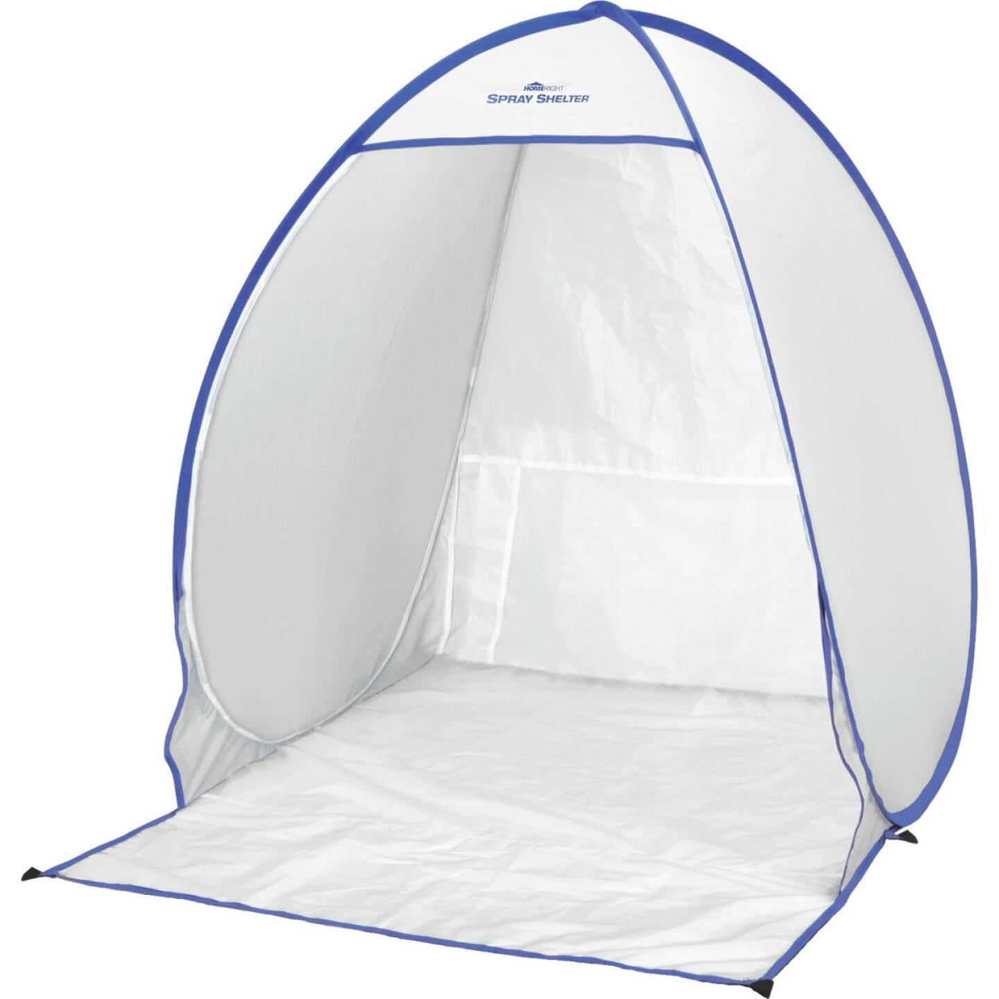 HomeRight 35 In. W. x 39 In. H. x 30 In. D. Small Portable Spray Shelter Image 1