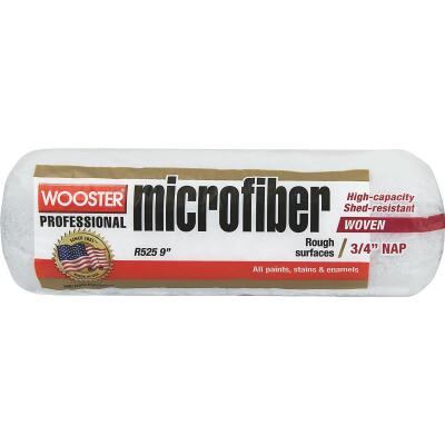 Wooster 9 In. x 3/4 In. Microfiber Roller Cover