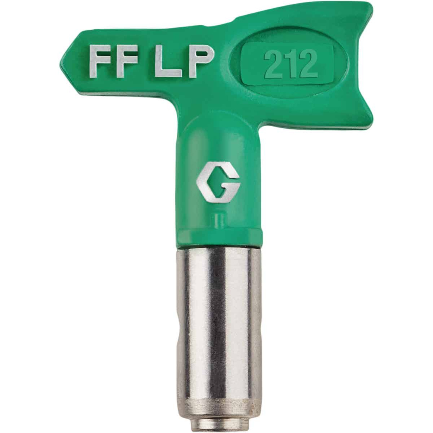 Graco Fine Finish Low Pressure FFLP RAC X 212 SwitchTip 4 In. .012 Airless Spray Tip Image 1