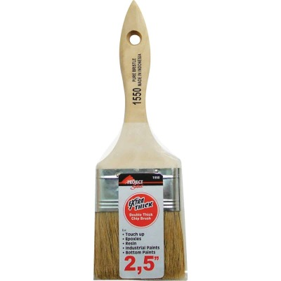 Project Select 2-1/2 In. Double Thick Chip Paint Brush