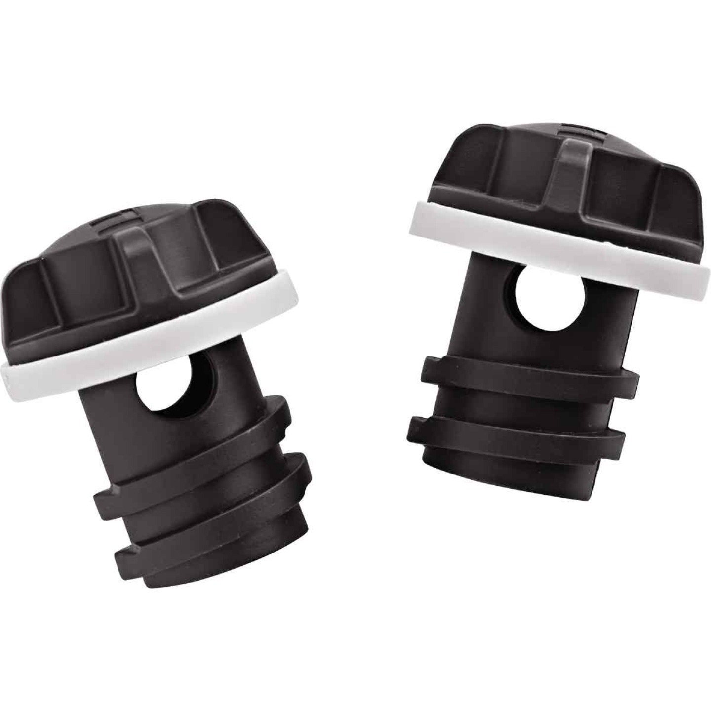 Yeti Vortex Screw-In Gasketed Drain Plug (2-Pack) Image 1