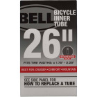 Bell 26 In. Standard Premium Quality Rubber Bicycle Tube Image 1