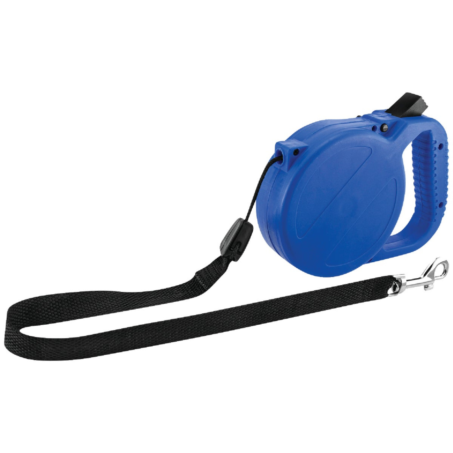 Westminster Pet Ruffin' it 26 Ft. Webbed Up to 100 Lb. Dog Retractable Leash Image 3