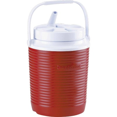 Rubbermaid Victory 1 Gal. Red Water Jug